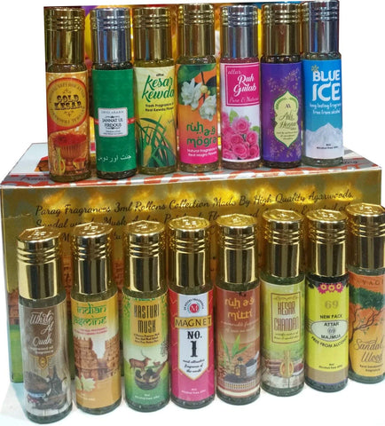 Long Lasting Attar (4ml) Set of 20