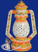 Decorative Marble Lantern with Beautiful Design