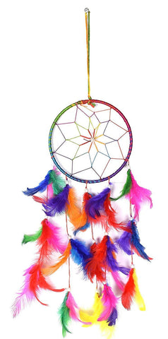 Decorative Multi Dream Catcher Wall Hanging Set of 2