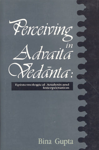 Perceiving in Advaita Vedanta