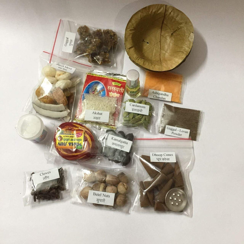 Pooja Kit for Subh Pooja