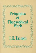 Principles of Theosophical Work