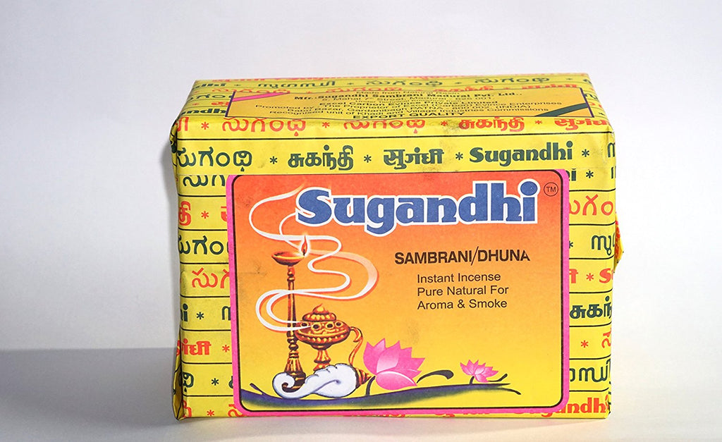 Sugandhi Sambrani/Dhoop Pack of 12