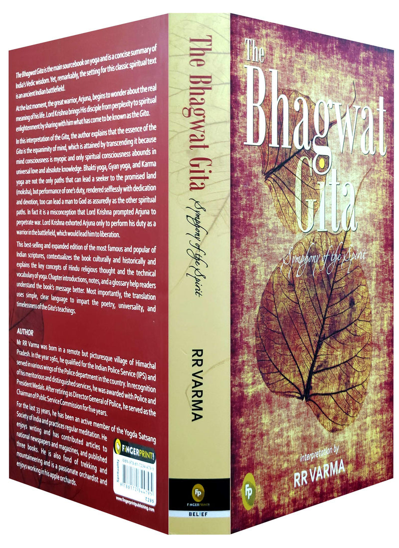 The Bhagwat Gita: Symphony of the Spirit