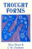 Thought Forms - Illustrated with + 50 color plates by Annie Besant, Charles W. Leadbeater (Hardcover)
