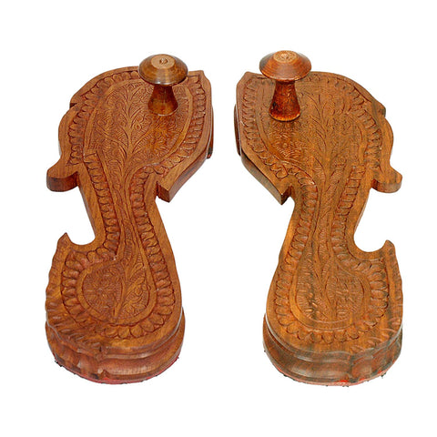 Wooden Khadau Pooja Articles