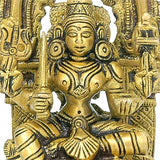 Brass Sculpture 'Devi'