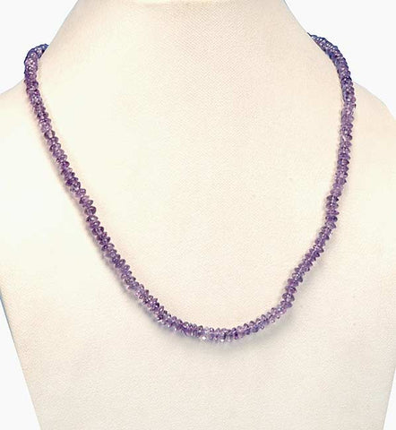 Fantacy - Amethyst Stone Necklace