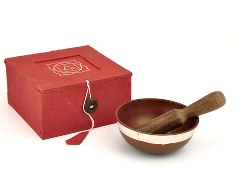 Singing Bowl with Cushion & Stick