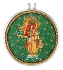 Lord Ganesha Himself as a Devotee - Pendant