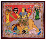 Durga - Mother Goddess in a Protector Role