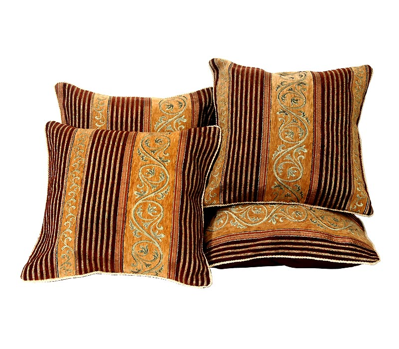 Set Of 4 - Cushion Covers