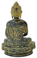 Antiquated Buddha Figure