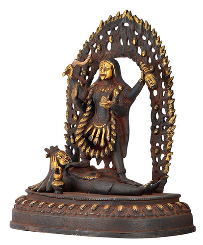 Mother Goddess Kali - The Feminine Force 12.50""