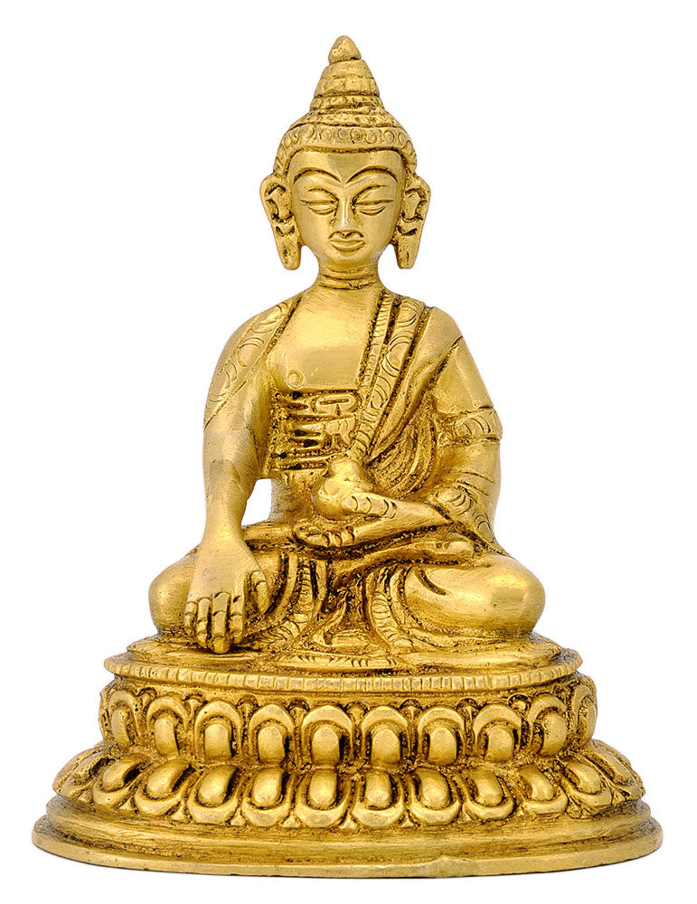 Earth Witness Bhumisparsha Buddha