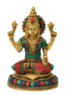 Ornate Goddess Lakshmi Ma