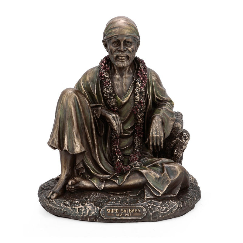 Shirdi Sai Baba - Handcrafted Home Decor Gift Statue