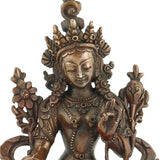 Goddess Tara - Nepali Sculpture
