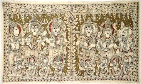 'Kalyansundaram' Marriage of Shiva Parvati