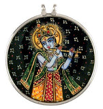 Beautiful Lord Krishna - Pendant