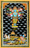 Lord Krishna Shows His Universal Form To Arjuna