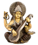 Ma Saraswati -Goddess Of Learning And Arts