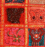 Orange Crush-Traditional Gujrati Craft