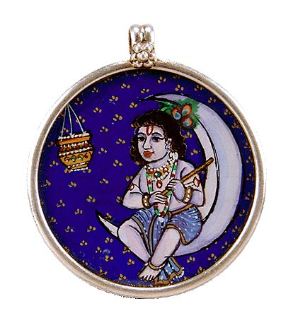 Lord Chandra Mohan - Pendant