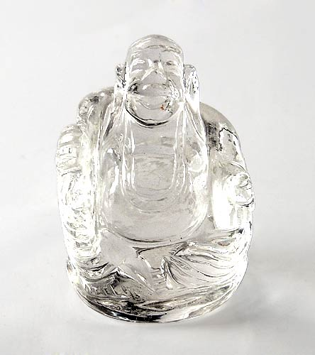 'Symbol of Prosperity' Crystal Statue