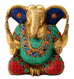 Large Belly Lord Ganpati