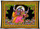 Lord Krishna and Radha Rani on a Swing