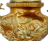 Chinese Mystery-Incense Burner