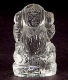 "Goddess of Wealth ""Ma Lakshmi"" Crystal Statue"