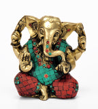 Ganesha Lord of Good Fortune 5.25""