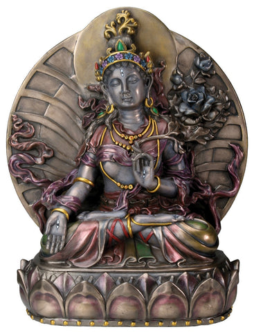 Goddess of Compassion White Tara