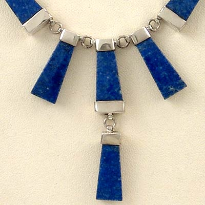 Princess of The Nile - Lapis Necklace
