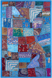"""Winter Evening"" Gujarati Wall Hanging"
