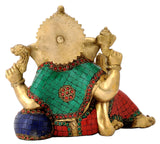 Relaxing Lord Vinayaka