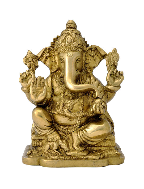 Lord Ganesha 'First Among All Deities'