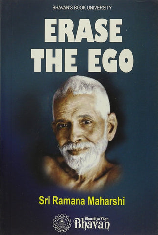 Erase The Ego (Paperback) by Sri Ramana Maharshi