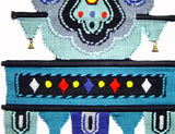 Charming Blue-Indian Wall Hanging