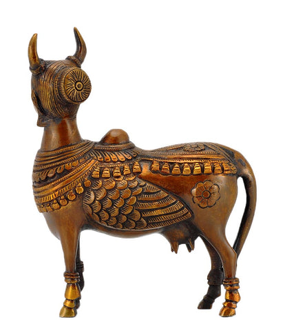 The Sacred Cow Kamadhenu