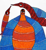 Gond Bird Painting