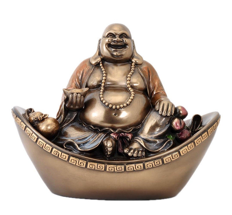 Exclusive Laughing Buddha Fine Finish Figurine