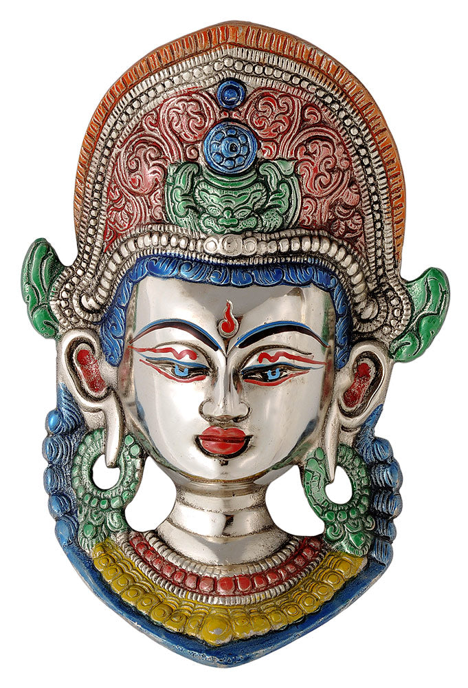 Buddhist Wall Hanging Mask
