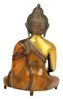 Buddha in Bhumisparsha (Earth Witness) Mudra