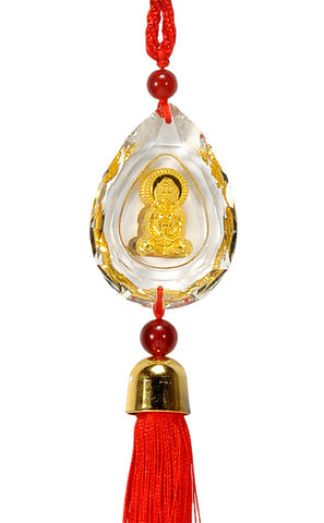 Buddha Car Ornament, Wall Hanging