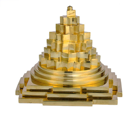 Shree Lakshmi Yantra Medium Size