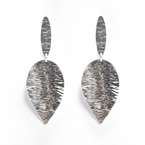 Large Leaf Earring