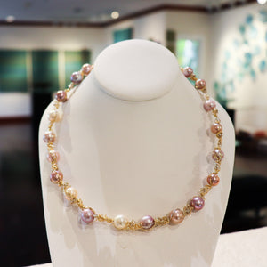 Signature Classic Pearl Necklace